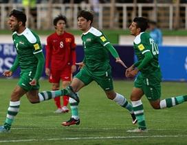 Châu Á chọn xong 12 đội tuyển đi tiếp ở vòng loại World Cup 2018