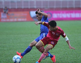 Vòng 7 V-League 2016: Tâm điểm ở sân Lạch Tray