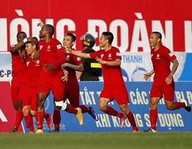 Vòng 8 V-League 2016: Hải Phòng trước thách thức đến từ B.Bình Dương