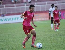 Đánh bại Khánh Hoà, Sài Gòn FC bất ngờ lên nhì bảng