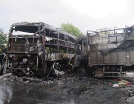 Vụ tai nạn thảm khốc tại Bình Thuận: Bàn giao 2 thi thể cho gia đình