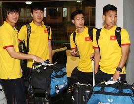 Đội tuyển Việt Nam đến Myanmar, chuẩn bị cho giải tứ hùng