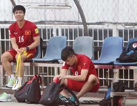 Công Phượng có khả năng hồi phục trước trận chung kết giải tứ hùng quốc tế