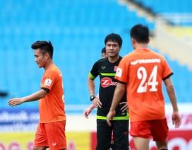 HLV Nguyễn Hữu Thắng tuyên bố sẽ đánh bại Hong Kong