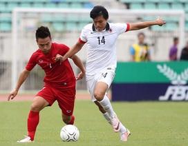 Đội tuyển Việt Nam đối đầu với Singapore ở chung kết giải tứ hùng