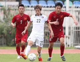 Đội tuyển Việt Nam sớm bộc lộ những nhược điểm