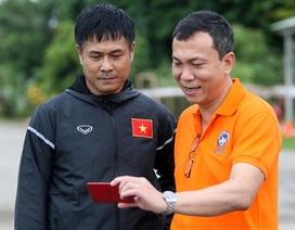 HLV Nguyễn Hữu Thắng đặt mục tiêu đánh bại Singapore