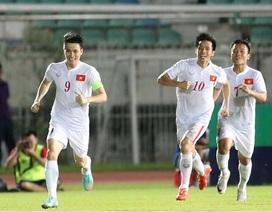 Điểm sáng ở khâu thể lực của đội tuyển Việt Nam