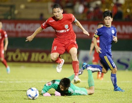HA Gia Lai đánh bại SHB Đà Nẵng ở cúp quốc gia