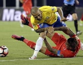 Brazil bị loại bởi bàn thắng bằng tay: Thảm hoạ cho bóng đá Nam Mỹ