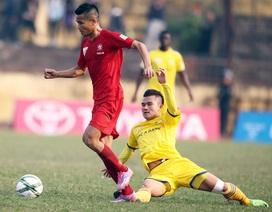 Hải Phòng gây thất vọng bằng trận hoà Sài Gòn FC