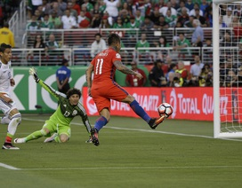 Chile thắng sốc Mexico 7-0 ở tứ kết Copa America 2016