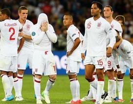 Đội tuyển Anh luyện sút luân lưu trước trận gặp Iceland