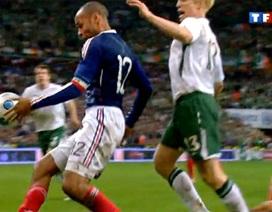 """Người Ireland chưa quên nỗi ám ảnh về """"bàn tay"""" của Henry ở vòng loại World Cup 2010"""