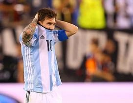 Argentina thua ở chung kết Copa America: Cái chết của con thiên nga
