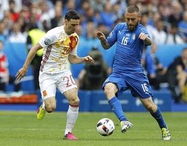 Italia có nguy cơ mất cả De Rossi lẫn Motta ở trận gặp Đức