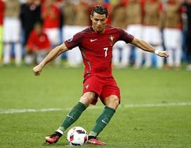C.Ronaldo vẫn nói cứng dù Bồ Đào Nha thi đấu thiếu thuyết phục
