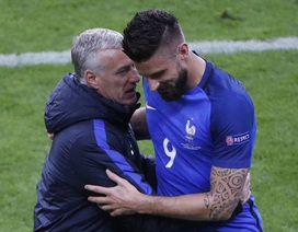 HLV Deschamps thừa nhận Đức là đội mạnh nhất Euro 2016