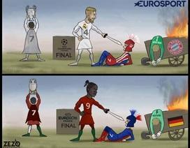 C.Ronaldo: Ngôi sao của tài năng và... may mắn