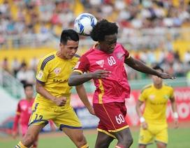 Vòng 16 V-League 2016: Thử thách với hai ứng viên vô địch