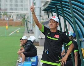 """HLV Đinh Thế Nam: """"U16 Việt Nam ngang cơ Australia"""""""