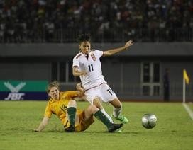 Nữ Việt Nam đối đầu Myanmar tại bán kết giải Đông Nam Á