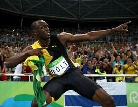 Usain Bolt giành HCV Olympic thứ 9