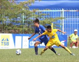 HA Gia Lai và PVF vào chung kết giải U15 quốc gia