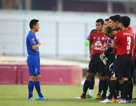 Thái Lan háo hức trước trận đấu với Saudi Arabia tại vòng loại World Cup 2018