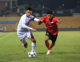 Phung phí nhiều cơ hội, U19 Việt Nam hoà đáng tiếc trước Singapore