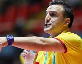 HLV Bruno Garcia gửi tặng chiến thắng cho người hâm mộ Việt Nam