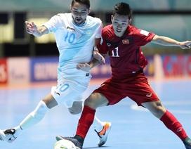 Cầu thủ futsal có cơ hội nhận danh hiệu Quả bóng vàng Việt Nam?
