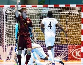 Tuyển thủ Nga tuyên bố đánh bại Việt Nam tại World Cup futsal