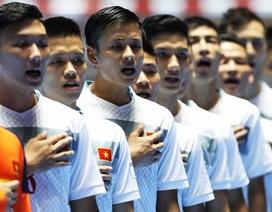 """FIFA: """"Đội tuyển futsal Việt Nam sẽ về nước như những người hùng"""""""