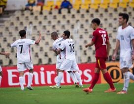 HLV Đinh Thế Nam không trách học trò sau trận thua đậm U16 Iran