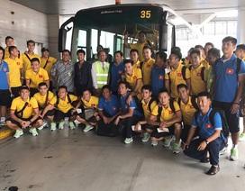 Đội tuyển Việt Nam đến Indonesia, chuẩn bị cho cuộc tái ngộ với HLV Riedl