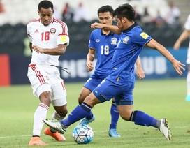 Thái Lan quyết thắng Iraq để níu kéo hy vọng tại vòng loại World Cup