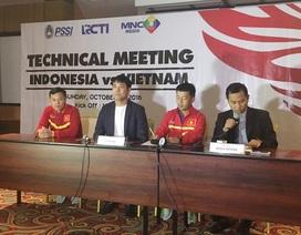 """HLV Hữu Thắng: """"So tài với Indonesia là trận đấu khó với chúng tôi"""""""