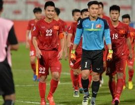 U19 Việt Nam về nước vào chiều ngày 31/10