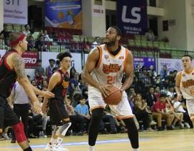 Sài Gòn Heat bất ngờ thất bại ở bán kết lượt đi giải bóng rổ nhà nghề Việt Nam