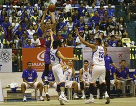 Bất ngờ tiếp tục xảy ra ở bán kết giải bóng rổ nhà nghề Việt Nam