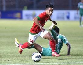 """Indonesia mang đội hình """"khủng"""" để đối đầu đội tuyển Việt Nam"""