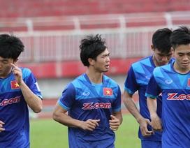 Đội tuyển Việt Nam sang Myanmar dự vòng bảng AFF Cup 2016