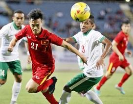 """""""Đội tuyển Việt Nam đừng để bị cuốn theo lối chơi tốc độ của Indonesia"""""""