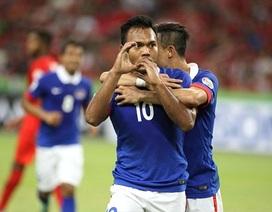Đội tuyển Malaysia: Mất Safiq Rahim nhưng vẫn còn Safee Sali
