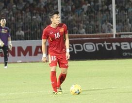 Vai trò nào cho Quế Ngọc Hải trong cuộc tái đấu với Indonesia?