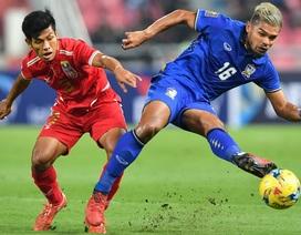 Nhàn nhã vượt qua Myanmar, Thái Lan vào chung kết AFF Cup