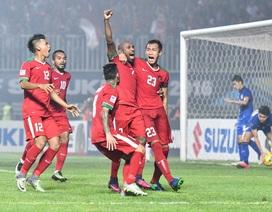 Indonesia mỗi trận ghi hai bàn tại AFF Cup 2016