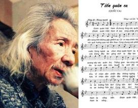 Đề nghị truy tặng Huân chương Hồ Chí Minh cho cố nhạc sĩ Văn Cao