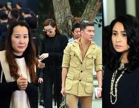Dàn Sao Việt đến tiễn đưa nhạc sĩ Lương Minh